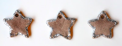 chocolate salt dough recipe ornaments kids can make