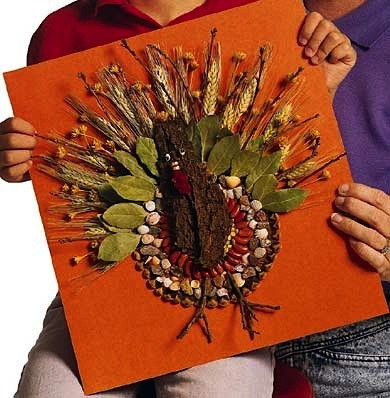Image result for kids thanksgiving crafts